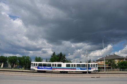 CTrain Memorial flood